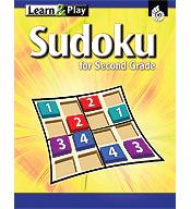 Learn & Play Sudoku Grade 2