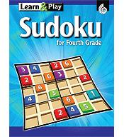 Learn & Play Sudoku Grade 4