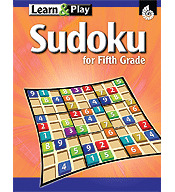 Learn & Play Sudoku Grade 5