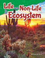 Life and Non-Life in an Ecosystem