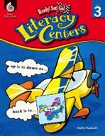 Literacy Centers: Level 3