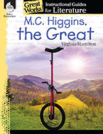 M.C. Higgins, the Great: An Instructional Guide for Literature