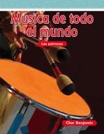 Música de todo el mundo (Music Around the World) (Spanish