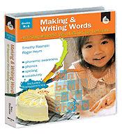Making & Writing Words Grades K-1
