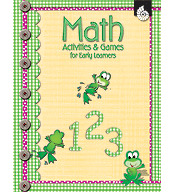 Math Activities and Games for Early Learners