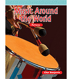 Math Readers Grade 1: Music Around the World (Enhanced eBook)