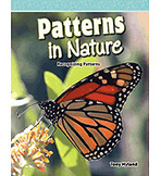 Math Readers Grade 4: Patterns in Nature (Enhanced eBook)