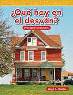 ��Qu̩ hay en el desv��n? (What Is in the Attic?)