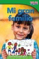 Mi gran familia (My Big Family) (Spanish Version)
