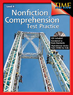 Nonfiction Comprehension Test Practice - Level 4