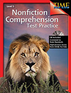 Nonfiction Comprehension Test Practice - Level 5