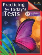 TIME For Kids: Practicing for Today's Tests Language Arts: Level 2