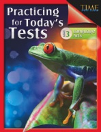 TIME For Kids: Practicing for Today's Tests Language Arts: Level 3