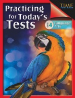 TIME For Kids: Practicing for Today's Tests Language Arts: Level 4