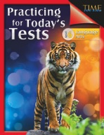 TIME For Kids: Practicing for Today's Tests Language Arts: Level 6