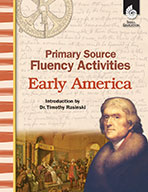 Primary Source Fluency Activities: Early America