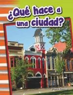 ¿Qué hace a una ciudad? (What Makes a Town?) (Spanish Version)