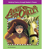 Reader's Theater American Tall Tales and Legends: Annie Oakley (Enhanced eBook)