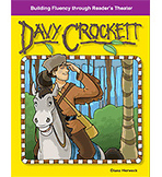 Reader's Theater American Tall Tales and Legends: Davy Crockett (Enhanced eBook)