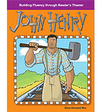 Reader's Theater American Tall Tales and Legends: John Henry (Enhanced eBook)