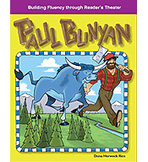 Reader's Theater American Tall Tales and Legends: Paul Bunyan (Enhanced eBook)