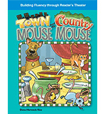 Reader's Theater Fables: The Town Mouse and the Country Mouse (Enhanced eBook)