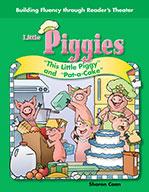 "Little Piggies: ""This Little Piggy"" and ""Pat-A-Cake"""