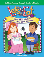 "Let's Eat: ""Little Miss Muffet"" and ""Little Jack Horner"""