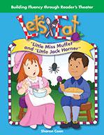 "Let's Eat: ""Little Miss Muffet"" and ""Little Jack Horner"""