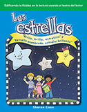 "Las estrellas: ""Brilla, brilla, estrellita"" y ""Estrella alumbrada, estrella brillante"" (The Stars: Twinkle, Twinkle, Little Star and Star Light, Star Bright)"