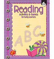 Reading Activities and Games for Early Learners
