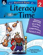 Rhythm & Rhyme Literacy Time Level 2