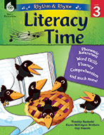 Rhythm & Rhyme Literacy Time Level 3