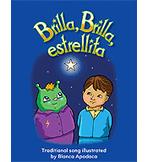 Shapes: Brilla, brilla, estrellita (Twinkle, Twinkle Little Star)  (Enhanced eBook)