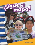 ��Sigue el mapa! (Follow That Map!) (Spanish Version)