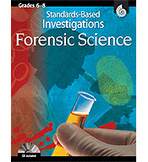 Standards-Based Investigations: Forensic Science Grd 6-8 (Enhanced eBook)