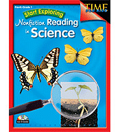 Start Exploring Nonfiction Reading in Science