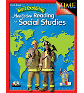 Start Exploring Nonfiction Reading in Social Studies