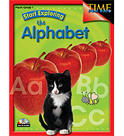 Start Exploring the Alphabet