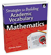 Strategies for Building Academic Vocabulary in Mathematics