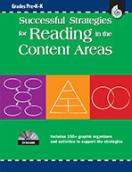 Successful Strategies for Reading in the Content Areas - Grades PreK & K