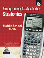 Graphing Calculator Strategies: Middle School Math