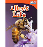 TIME For Kids Nonfiction Readers: Upper Emergent: A Bee's Life (Enhanced eBook)