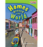 TIME For Kids Nonfiction Readers: Upper Emergent: Homes Ar