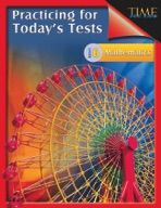 TIME For Kids: Practicing for Today's Tests Mathematics Level 6