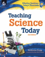 Teaching Science Today 2nd Edition