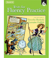Texts for Fluency Practice Level A (Grade 1)