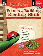 Poems for Building Reading Skills - Level 1