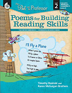 Poems for Building Reading Skills - Level 2