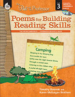 Poems for Building Reading Skills - Level 3